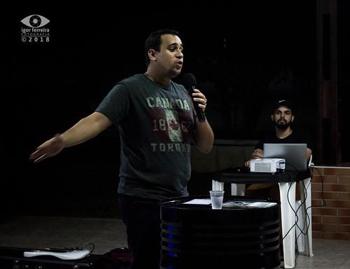 Dia 1 - Aviva Jovem 2018 - Área Dynamus IBMO
