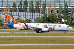 SunExpress Boeing 737-800 TC-SNY Peter Hase
