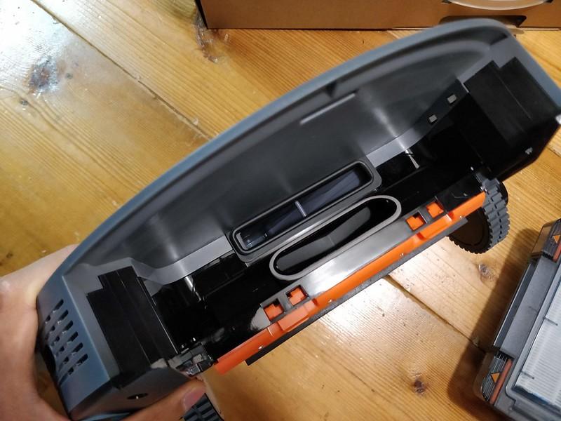 Diggro D300 ロボット掃除機 開封レビュー (40)