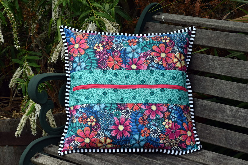 Mosaic (Twin Needled) Cushion