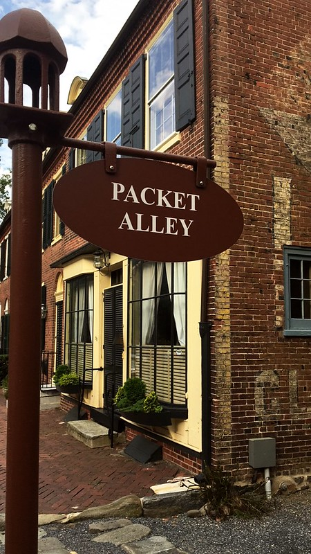 Packet Alley, Delaware