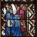 Warwick, St Mary's church, Beauchamp Chapel, East Window detail