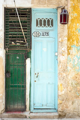 Doors Of Havana No. 4