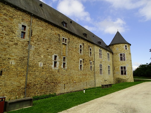 Château de Courrière