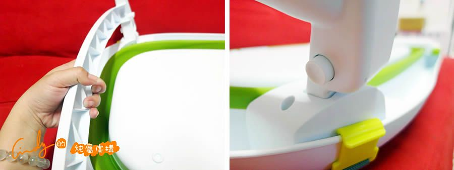 凱俐寶KARIBU折疊澡盆