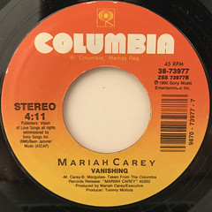 MARIAH CAREY:EMOTIONS(LABEL SIDE-B)
