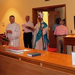 Bishop's Visit June 2018