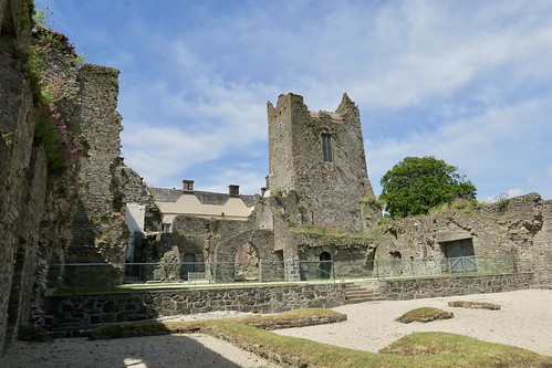 Carrick-on-Suir Ormond Castle.