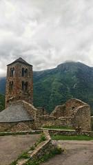 Mérens-les-Vals clocktower