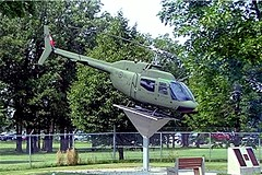 136248 Bell CH-136 Kiowa [44048] (CFB Winnipeg Heritage Park) Winnipeg