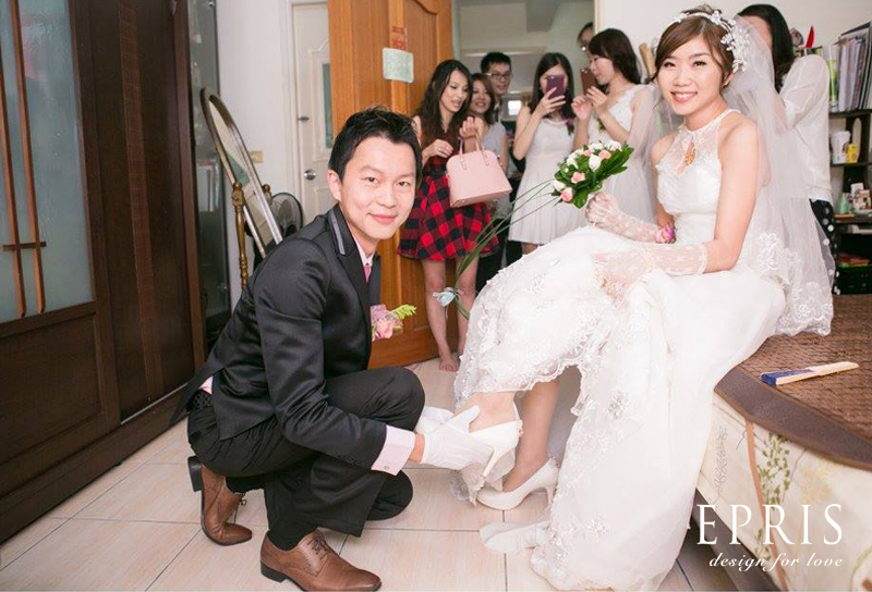 婚鞋只能穿一次