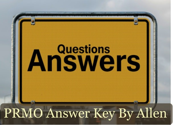 prmo answer key by allen