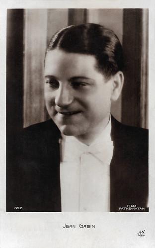 Jean Gabin in Chacun sa chance (1930)