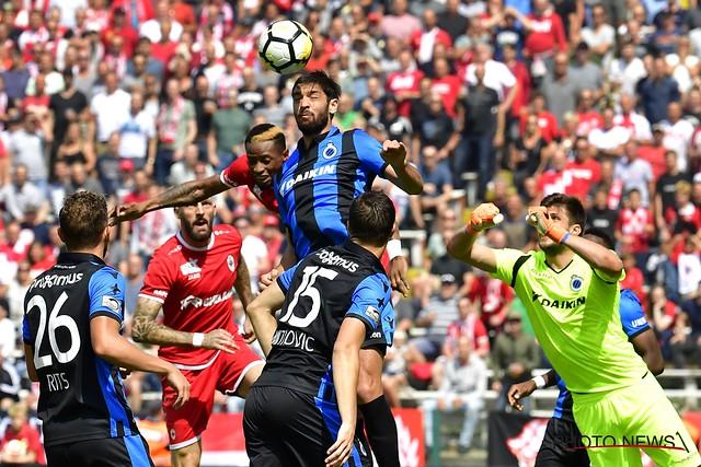 Antwerp-Club Brugge 19-08-2018