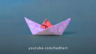 Paperboat/Perahu Kertas