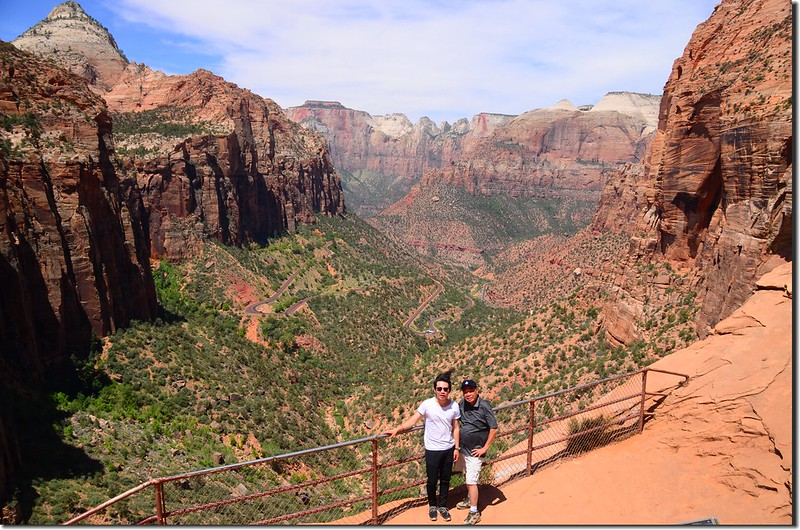 Zion Canyon Outlook (4)