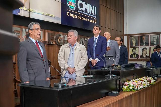 Posse dos Conselhos Administrativo e Fiscal para a gestão 2018/2020 do Observatório Social