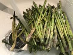 Last of the British asparagus