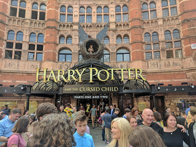 Harry Potter: The Cursed Child