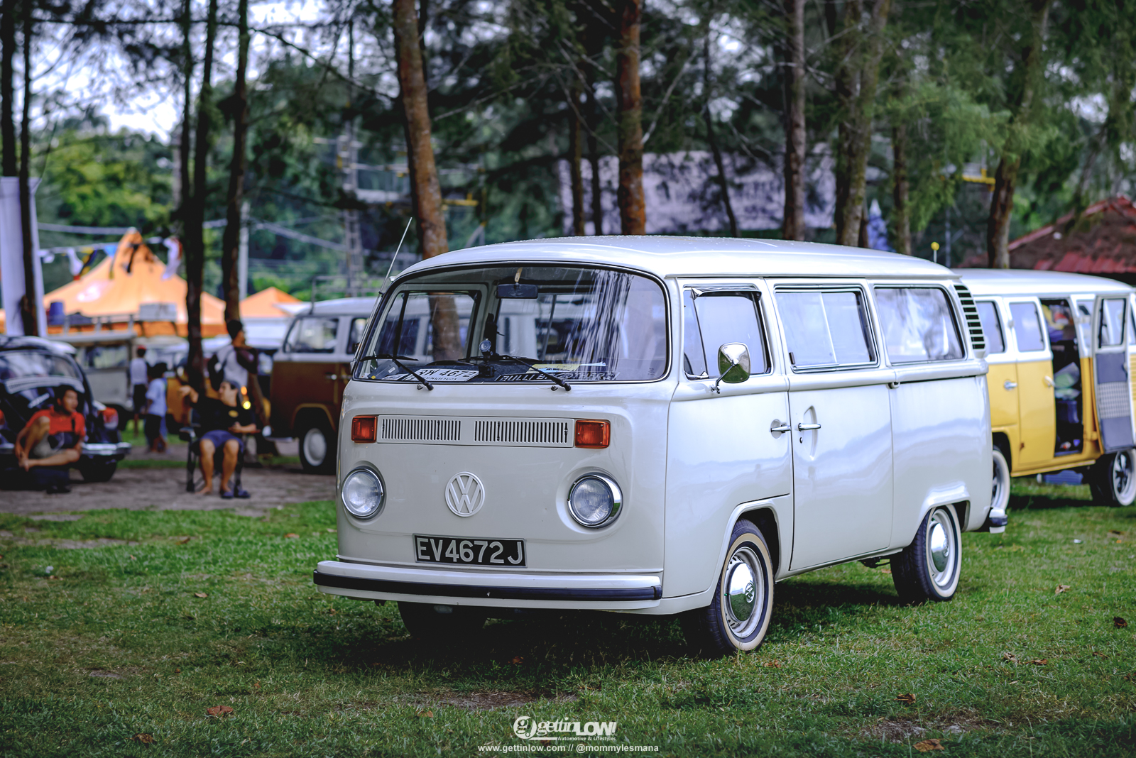 Johor VW Swap Meet Camp 2018