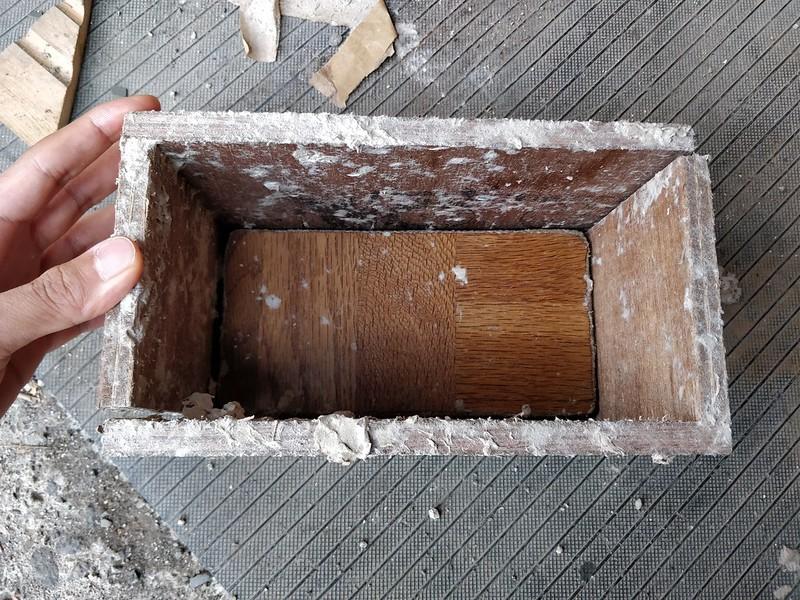 ダンボールブロックの制作 (4)
