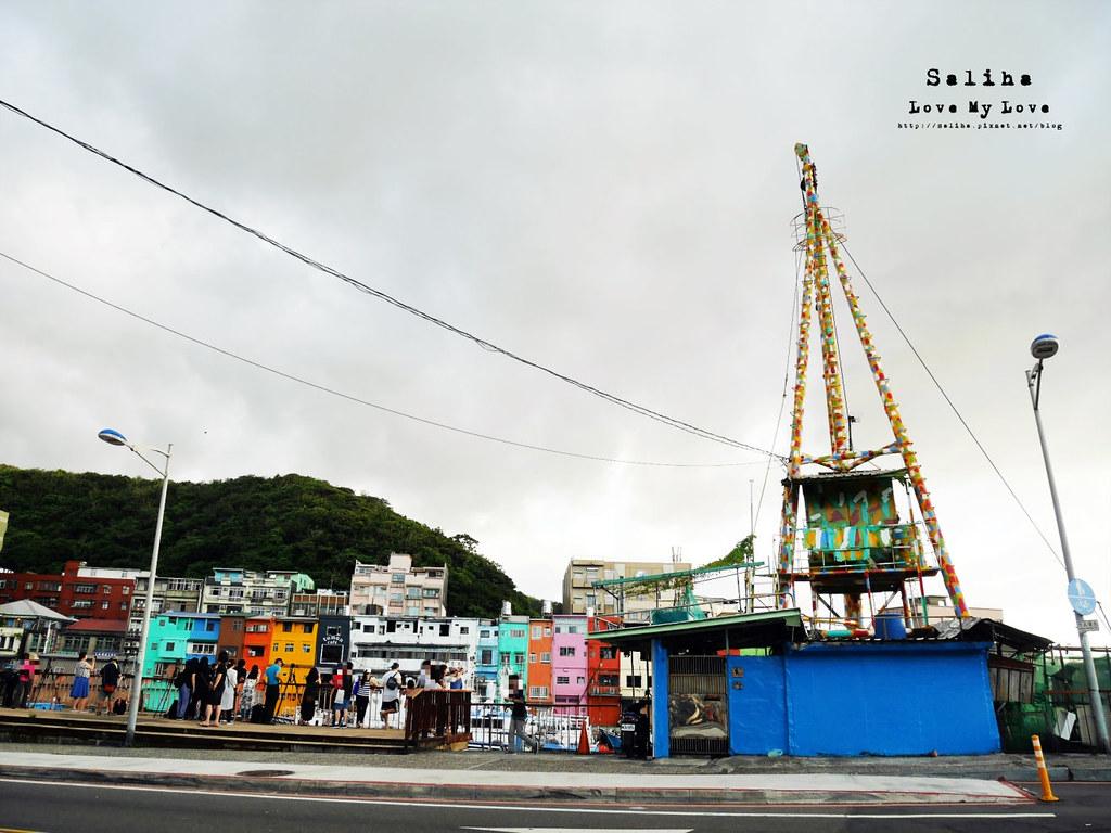 基隆正濱漁港怎麼去交通方式 (1)