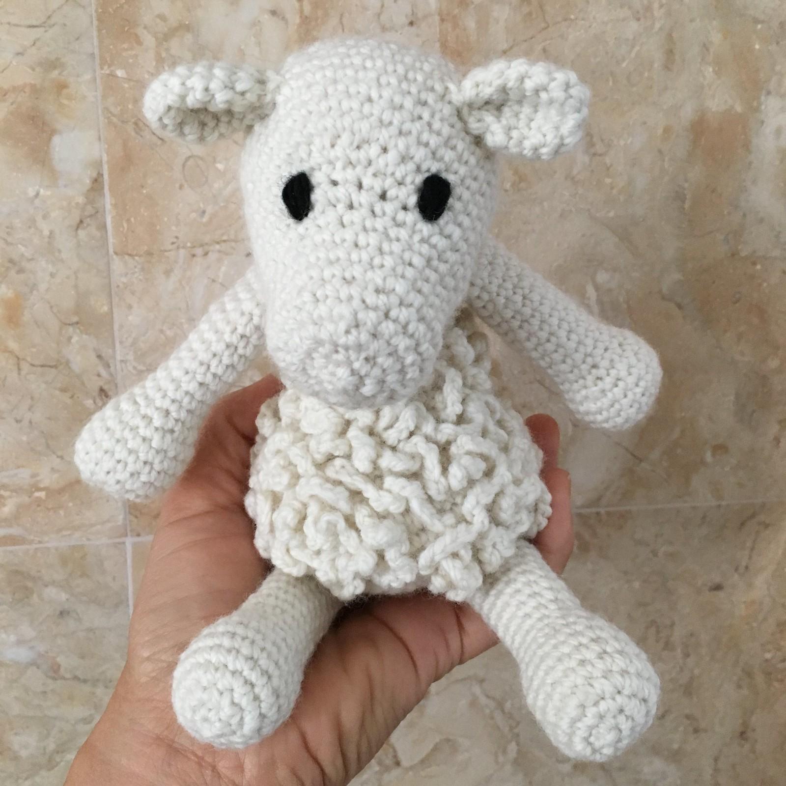 Simone the Sheep