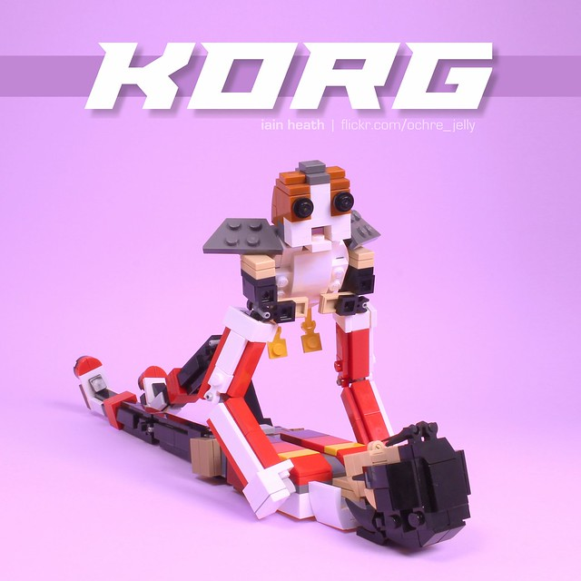 Space ships | Voltron | KORG