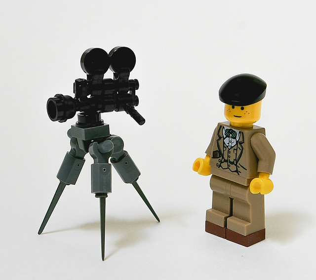 1930's Movie Camera