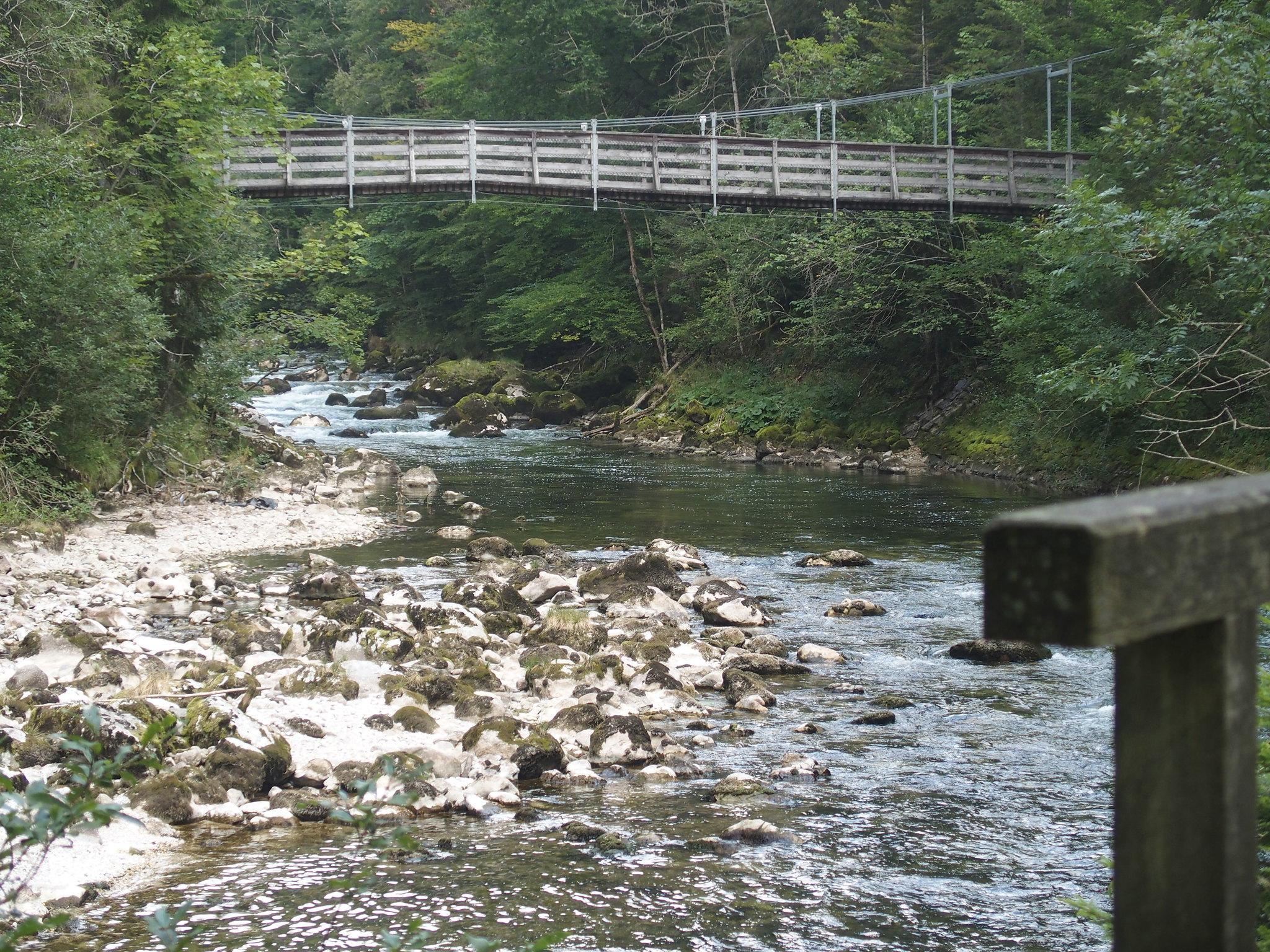 Bron över Traun