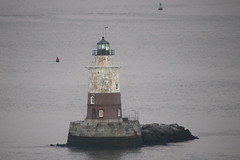 Robbins Reef Light from the Adventure of the Seas - (Bayonne, New Jersey) - July 27th & August 3rd, 2018