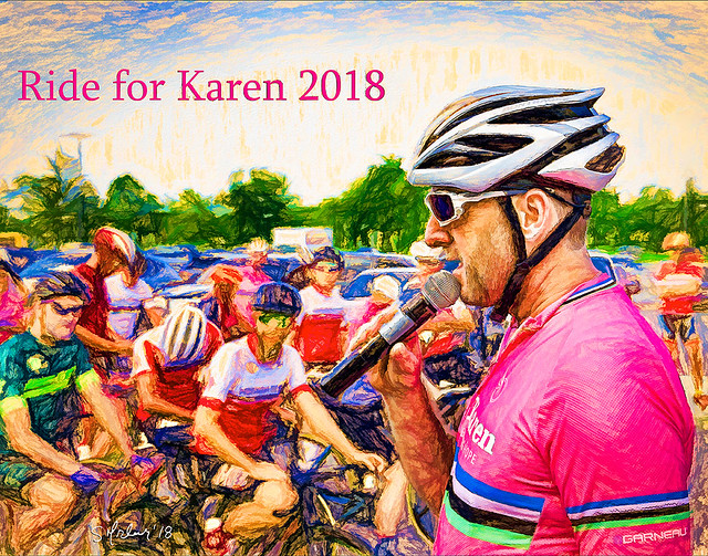 2018 Ride for Karen Photography by Stephen Morley