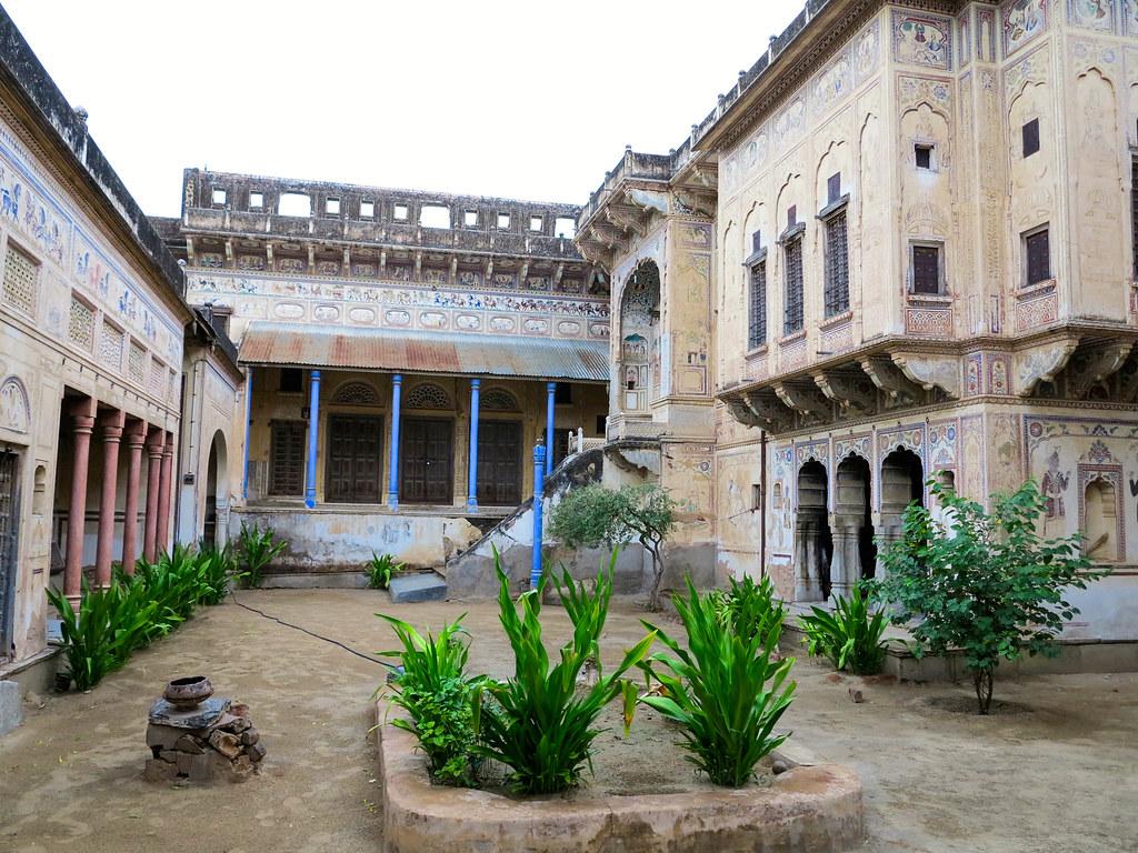 Casas antiguas en India
