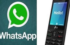 JioPhone में अब यूज कर सकते हैं WhatsApp, यहां से App करें डाउनलोड