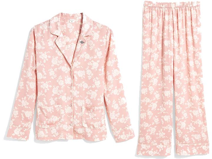 Love Stories x H&M pyjama