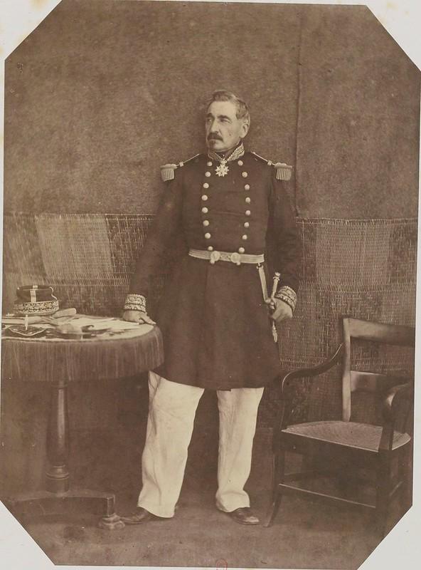 1856-1857. Алжир. Провинция Оран. Часть 1