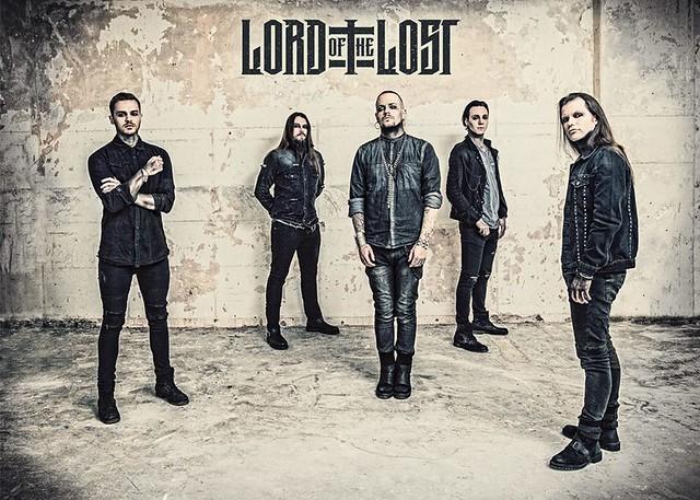 "LORD OF THE LOST 專輯正式發行 釋出收錄歌曲影音 ""Haythor"" 1"