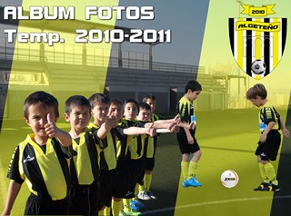 C.D. ALGETEÑO - Temporada 2010-2011