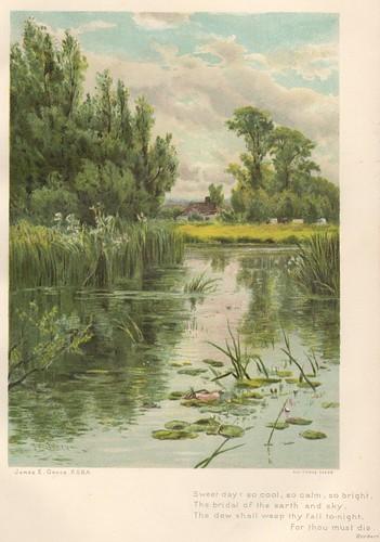 1891 James Edward Grace landscape
