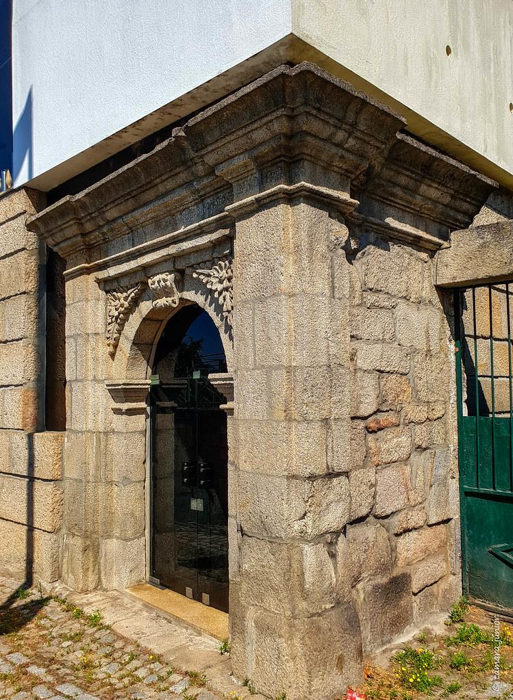 11.- Três extintas capelas de Santa Maria Maior-Chaves (5a)