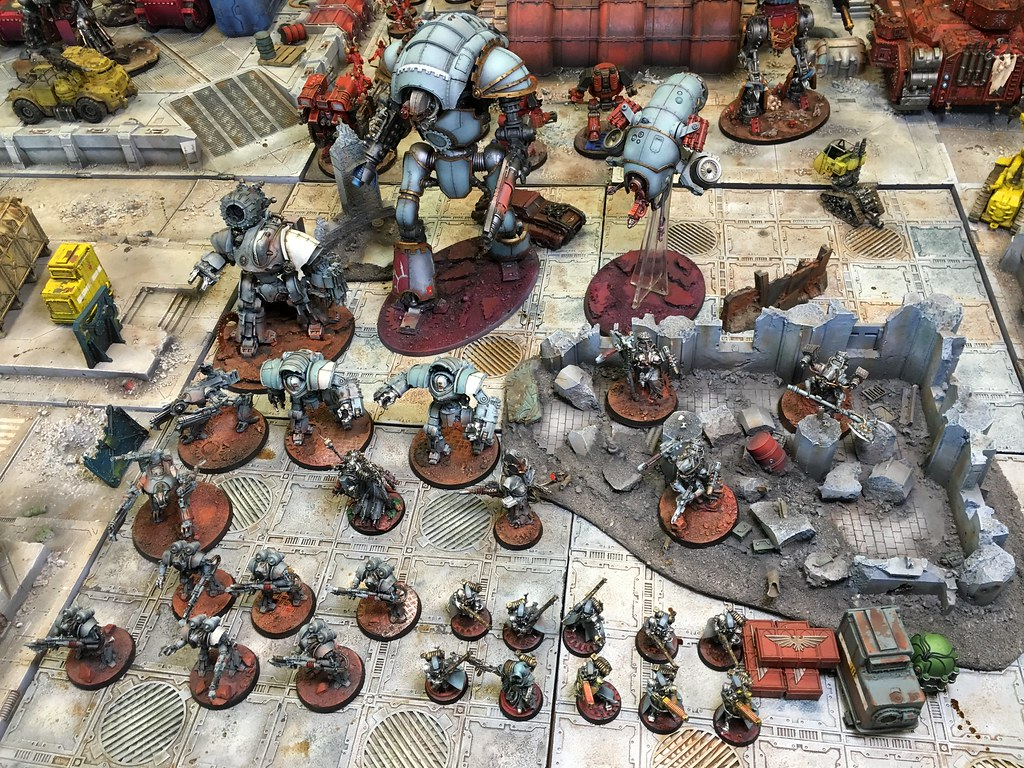 Medal of Colors Assault on Molech Armies-46