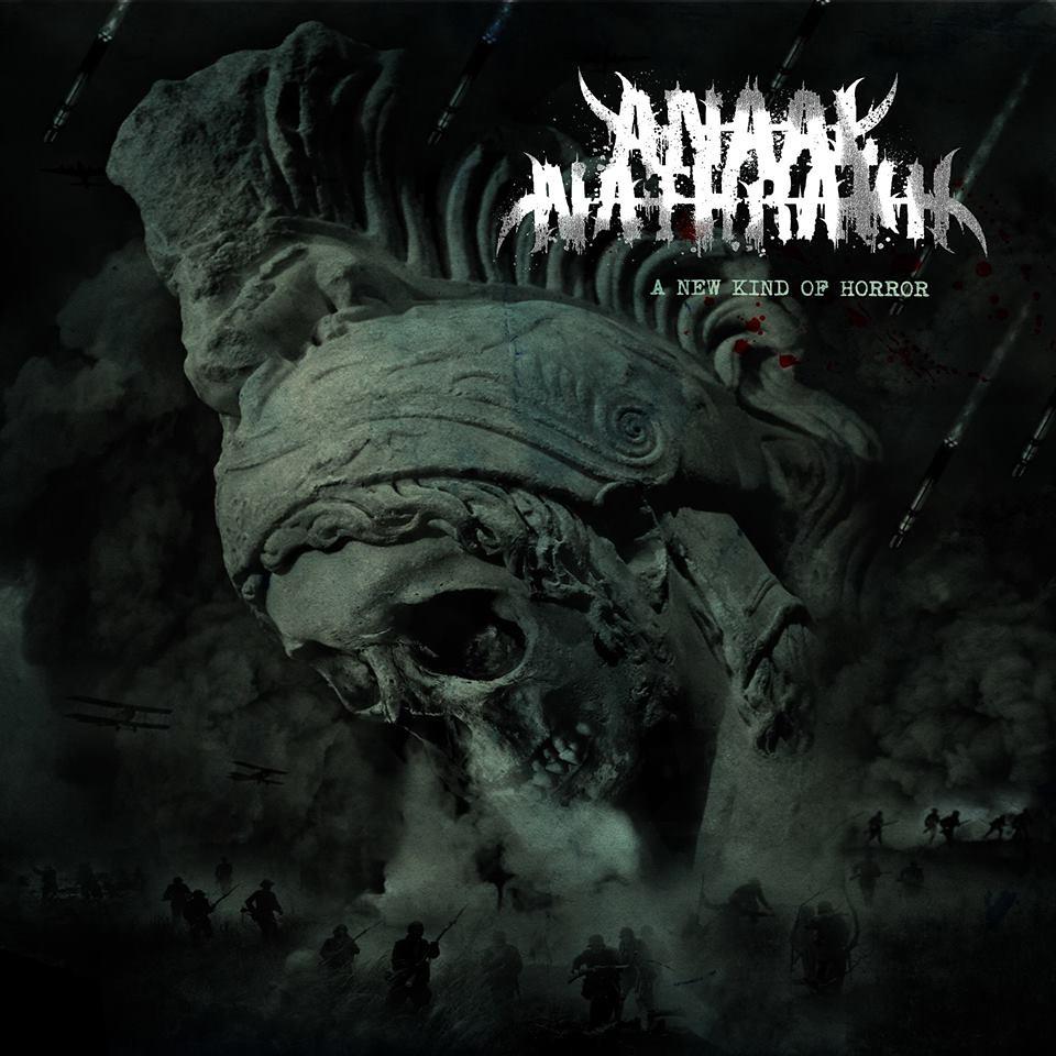 Anaal Nathrakh再次釋出新專輯A NEW KIND OF HORROR中的第2首歌Obscene as Cancer 1