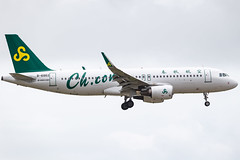 Spring Airlines A320-200(WL) B-6862 0011