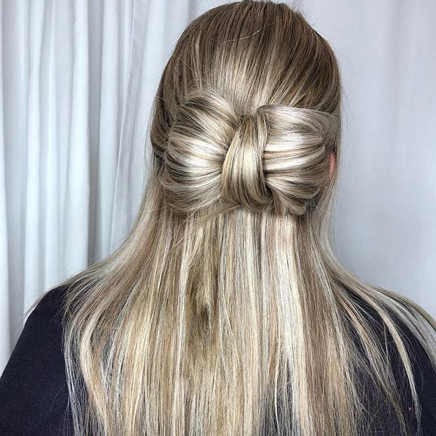 Best NYE Updo Ideas 2019 For Women- Awesome Hairstyles 3