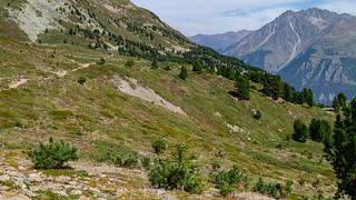 Panoramaweg Schöneben-Haideralm