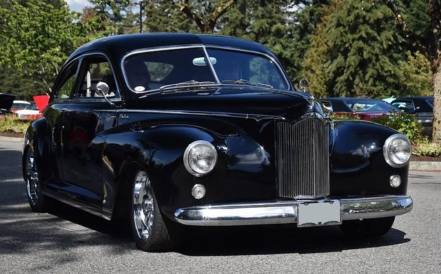 1947 Packard Clipper Deluxe club sedan