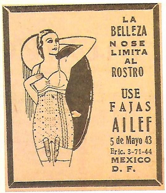 Mexico City 1920's -