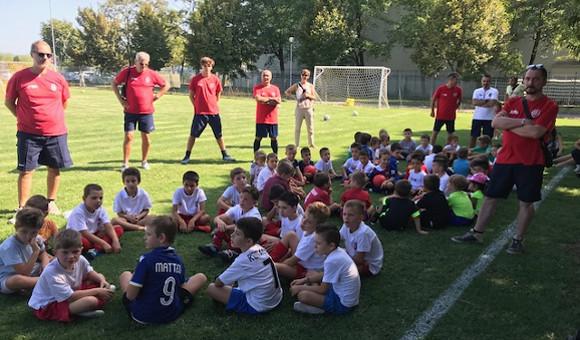 Grande festa per l'inizio della Scuola Calcio Virtus! - 1