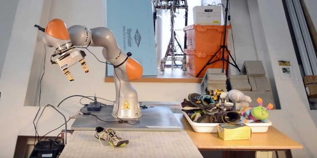 MIT : DON le robot est un maître de la dextérité