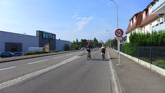 car-free roads at slowup
